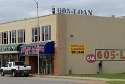 Cover: In Oklahoma, where one in eight adults turns to payday loans, are alternative financial services the best deal for Oklahomans?