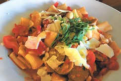 Picasso Cafe straddles the line for vegetarians and carnivores with hits and misses