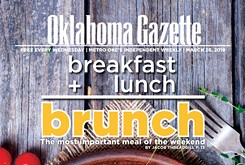 NEXT ISSUE: OKG's annual brunch guide shows that a successful egg hunt doesn't have to involve the Easter Bunny