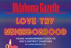 Next Issue: Young Worshippers Flock to OKC's District Churches