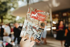 OKG Photos: Carousel gets a fresh spin at Myriad Botanical Gardens