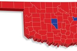 Oklahoma divided