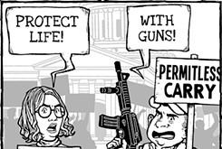 Cartoon: Life choices
