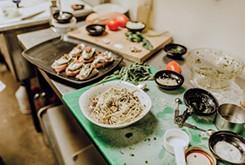Medicinal kitchen