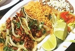 Surprise tacos