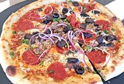 Craft pizzeria