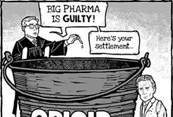 Cartoon: Bitter pill