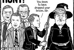 Cartoon: If the broom fits