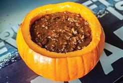 Pumpkin, spiced