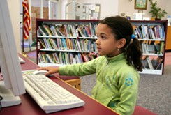 Children's authors read their books online