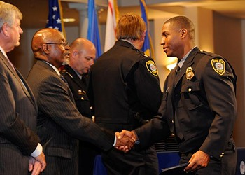 Police graduates enter force with motivation to serve