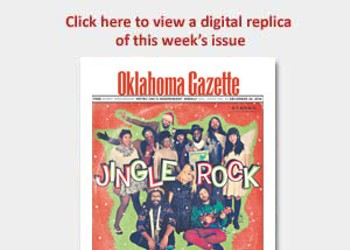 """Tyson Meade, a longtime local musician and Oklahoma's """"godfather of alternative rock"""" recently spoke to many of his friends — also fellow musicians — about their favorite moments, music and feats of 2014."""