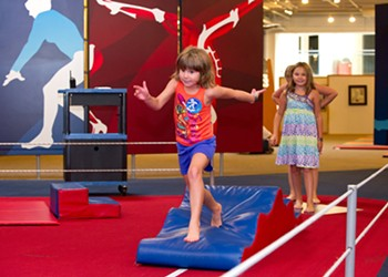 Kids learn power of human body at new science exhibit
