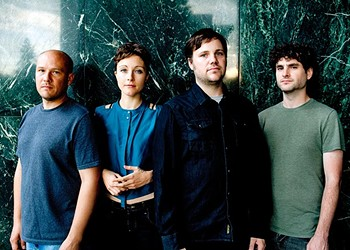 Poliça's Channy Leaneagh and Ryan Olson operate on the same expressive plane