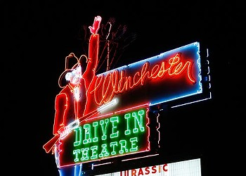 Cover Story: Generations of sold-out audiences still pack Winchester Drive-In