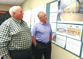Expansion, improvements on display at Oklahoma State Fair Park
