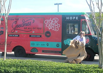 Food for All OK truck fights local hunger on four wheels
