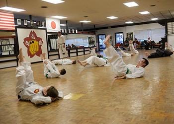 Chris Fay's Okinawa Karate School preserves longstanding martial arts traditions