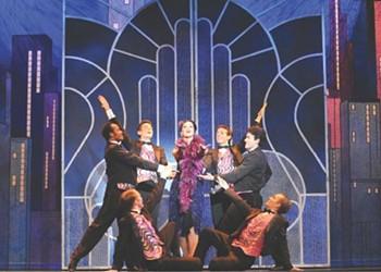 The University of Oklahoma's performing arts season kick-off promises high drama.