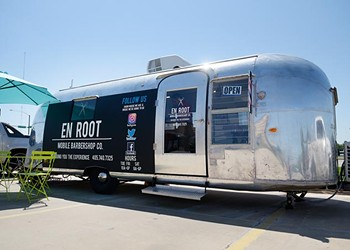 En Root takes a food truck approach to the classic barbershop