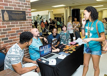 UCO's Interfaith Fair exposes students to new ideas