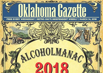Next Issue: Alcoholmanac, Our annual libation celebration