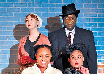 Carpenter Square Theatre explores race and religious sects in <em>Crumbs From the Table of Joy</em>