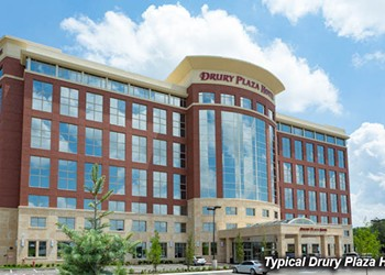 Drury Hotels buys lot in heart of Bricktown