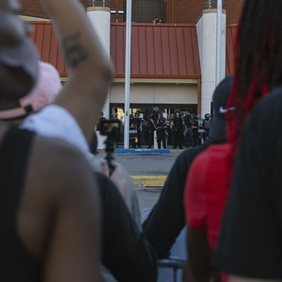Black Lives Matter protest Sunday, May 31, 2020