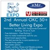 2018 2nd Annual 50+ Better Living Expo @ Oklahoma State Fair Park