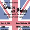 "OSU Symphony Orchestra Presents ""Smitten with Britain"" @ OSU Seretean Center for the Performing Arts"