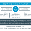 LifeSquire Lunch & Learn: How To Hire A Nanny @ The Green Bambino