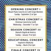 Oklahoma Virtuosi Chamber Orchestra - Season Opening Concert! @ 21c Museum Hotel