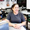 Alicia Gomez-Grayson is the owner of Cafe 110.