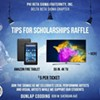 "Tips for Scholarships ""Talent Night"" @ Dunlap Codding"