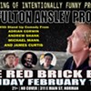 Intentionally Funny Prog Rock From The Fulton Ansley Project @ Red Brick Bar