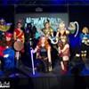 New World Comic Con @ Oklahoma State Fairgrounds; Oklahoma Expo Hall