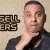 Russell Peters @ Bricktown Comedy Club