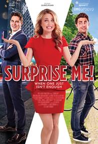 """Surprise Me!"" Official Poster 2019 - Uploaded by VANGELISFILMS"