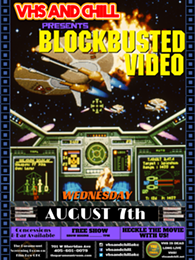 BLOCKBUSTED VIDEO - Uploaded by VHSANDCHILL