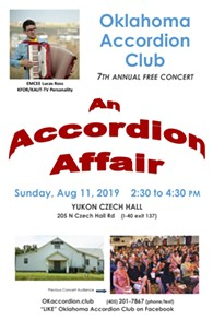 Free Accordion Concert - Uploaded by magster