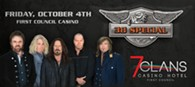 38 Special LIVE in concert! - Uploaded by Shea