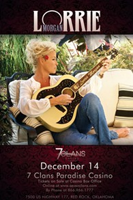 LORRIE MORGAN LIVE AT 7 CLANS PARADISE CASINO - Uploaded by Shea
