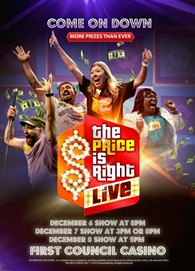 The Price is Right LIVE!! - Uploaded by Shea