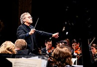 Jonathan Shames, conductor - Uploaded by OU Weitzenhoffer Family College of Fine Arts