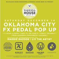 OKC FX PEDAL POP UP - Uploaded by Seth McCarroll