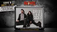 Drive Thru Society Flyer - Uploaded by Christina Traffanstedt
