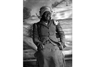 Woman from Payne County, Oklahoma Territory, ca. 1900. - Uploaded by Jenni Shrum