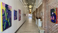 Installation View - Uploaded by Art Hall OKC