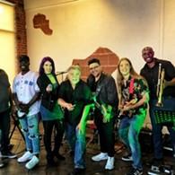 Latin Mojo Band - Uploaded by vpenix